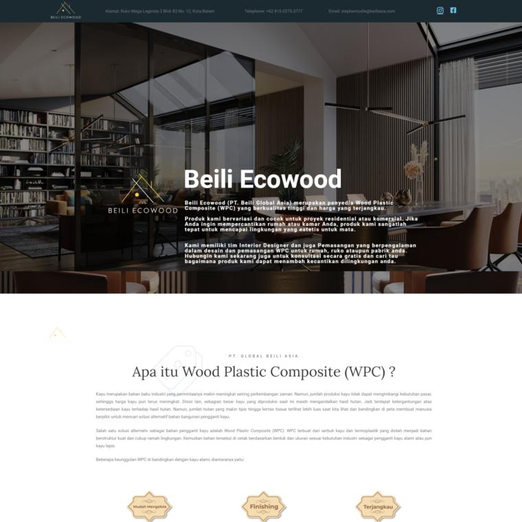 Beili Ecowood