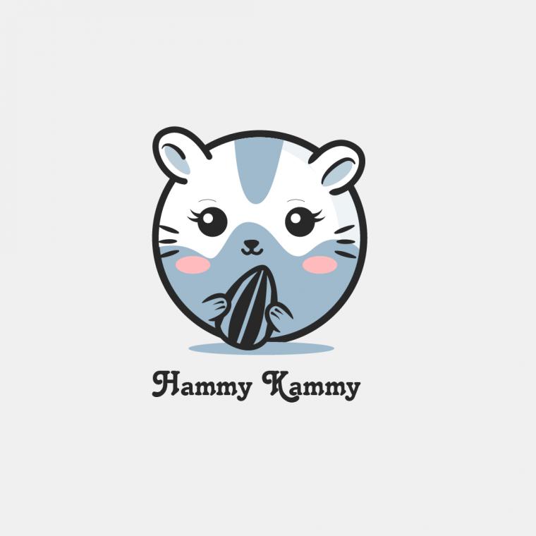 Hammy Kammy Logo Design
