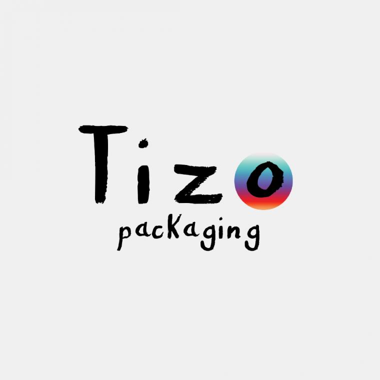 Tizo Packaging Logo Design